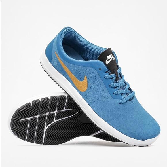 shoes for cheap cost charm buy best Nike SB Skateboarding Shoes Blue Suede